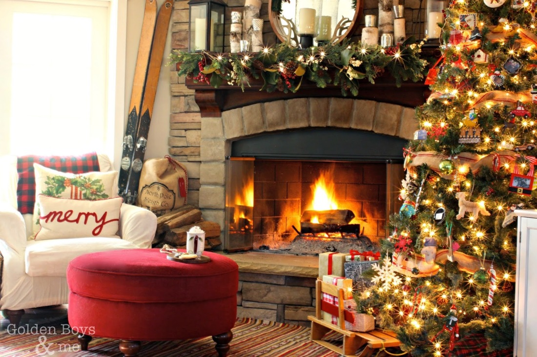 Christmas-Fireplace-for-ipad