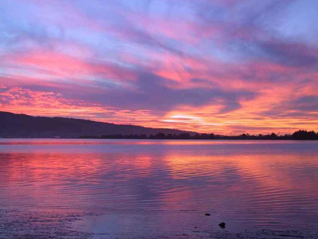 lake-evening-sunset-abendstimmung-57705