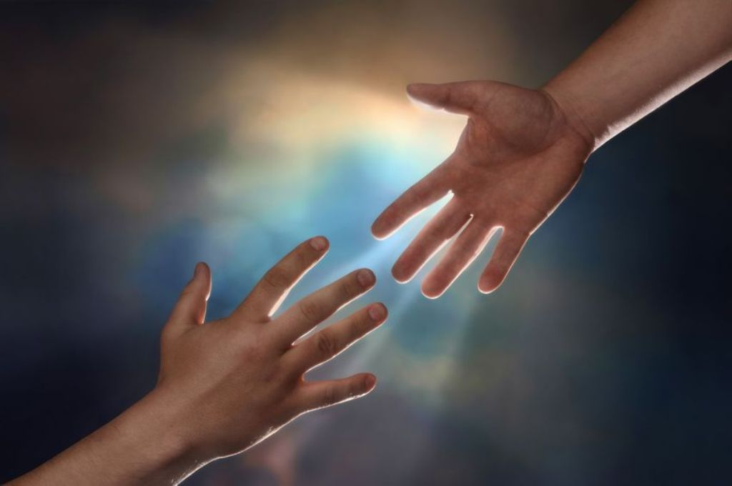 reaching-out-helping-others