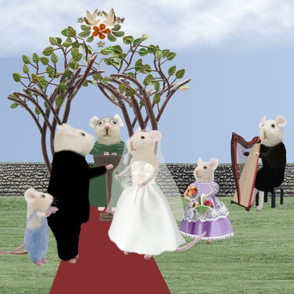 povestea doua randunele de aurelia oamca nunta soareci