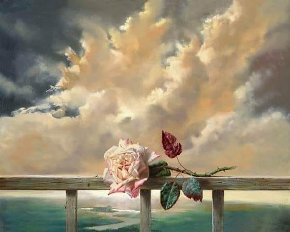 A mai ramas  un trandafir de Mihaela CD