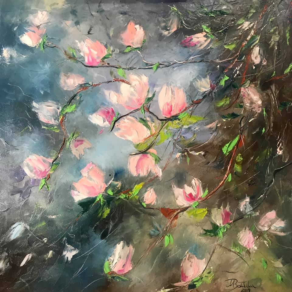 noaptea magnoliei de aurelia oanca