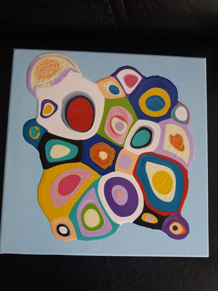 mozaic de aurelia oanca