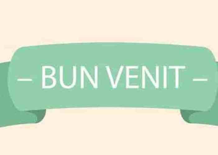 BUN-VENIT