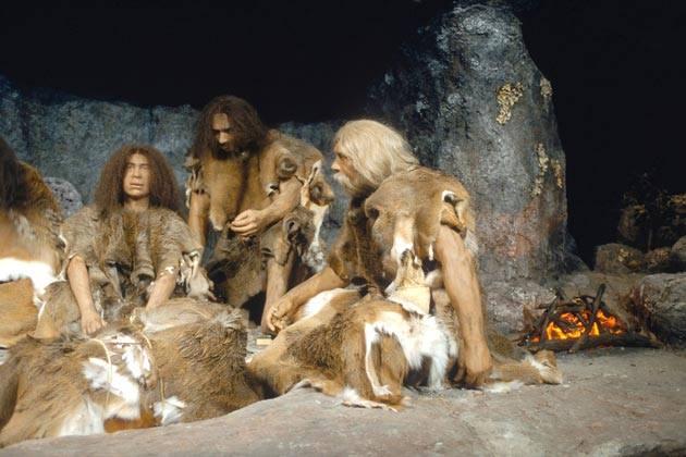 Neanderthal de daniel visan dimitriu