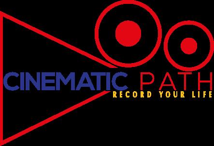 cinematic path - R E D -logo