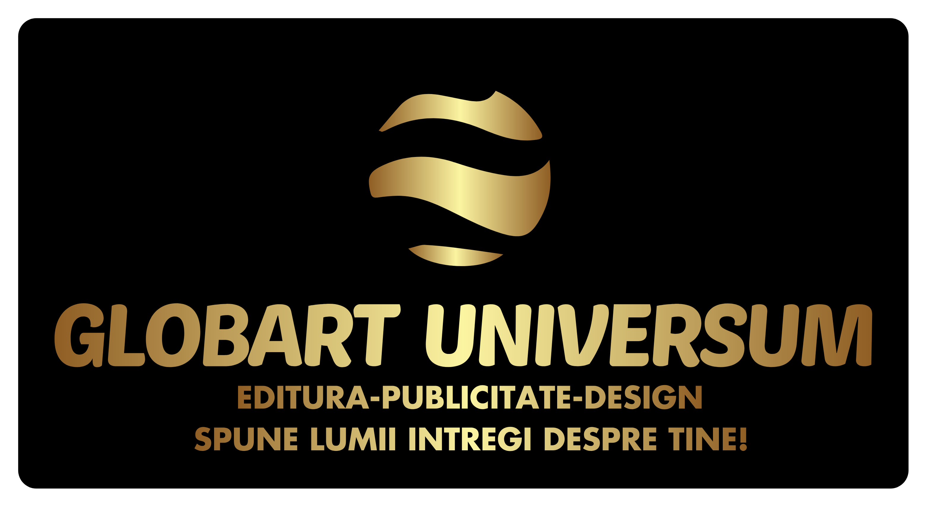 Logo Editura GLOBART UNIVERSUM