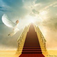 În cer se strânge fânul