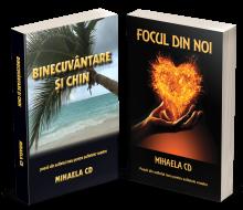 Pachet Duo autor Mihaela CD: Binecuvantare si chin si Focul din Noi