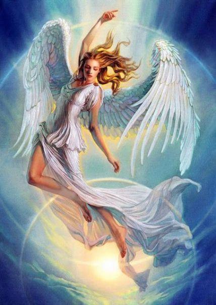 Lumina divina de Violeta Bobocea