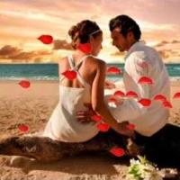 Iubirea noastra pe un tarm de mare