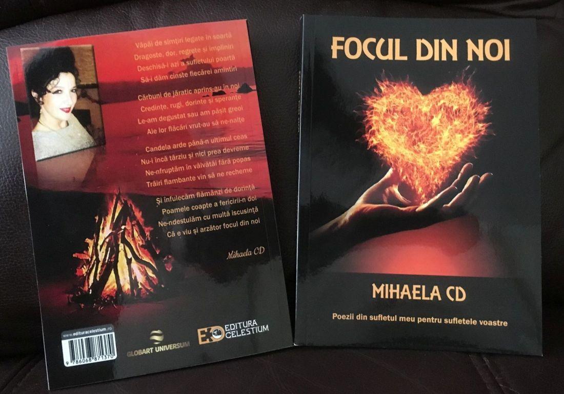 FOCUL DIN NOI  autor Mihaela CD