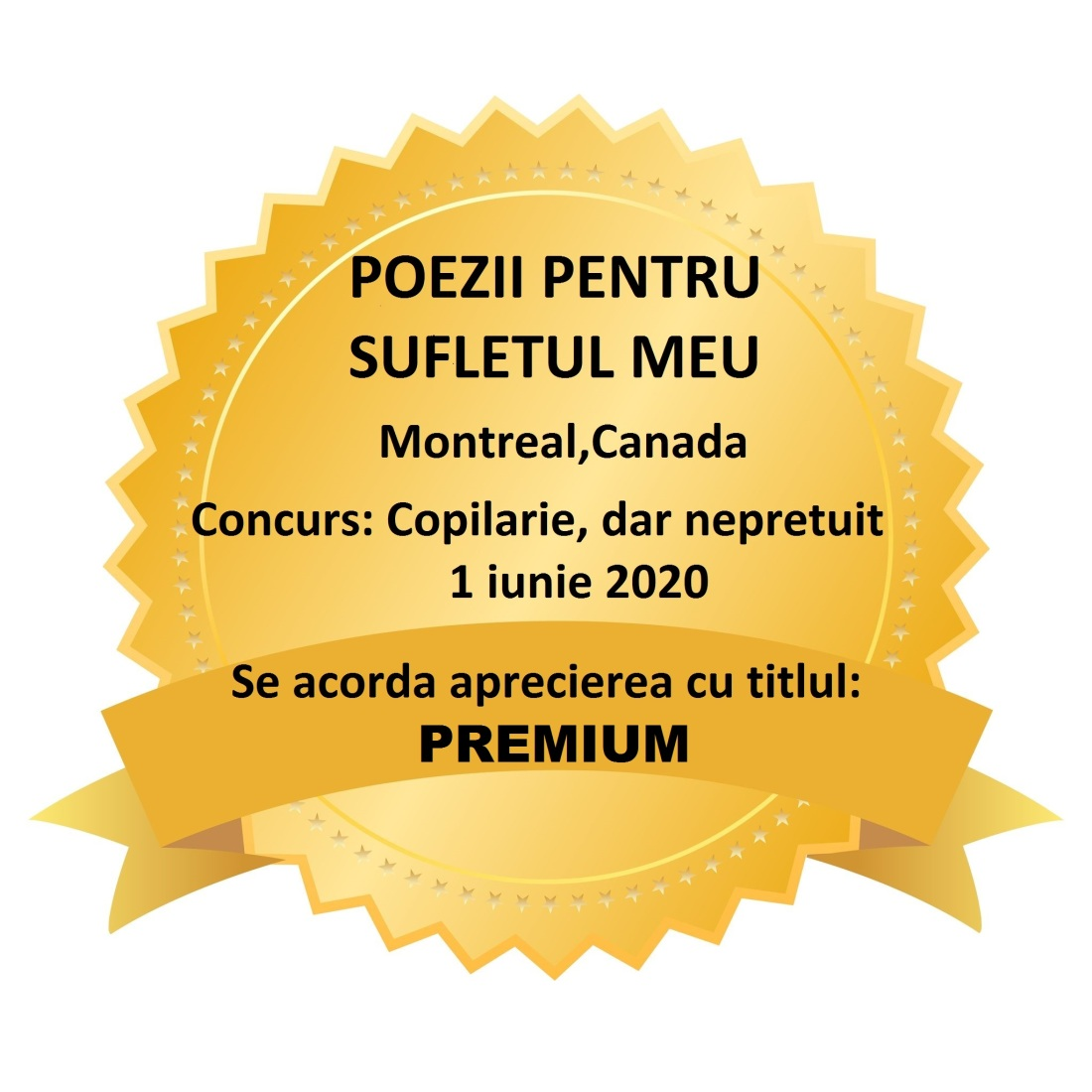 CONCURS COPILARIE-PREMIUM