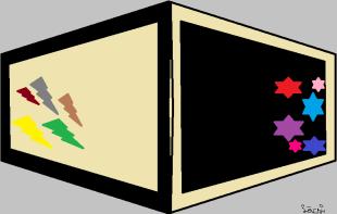 115 cutia Pandorei