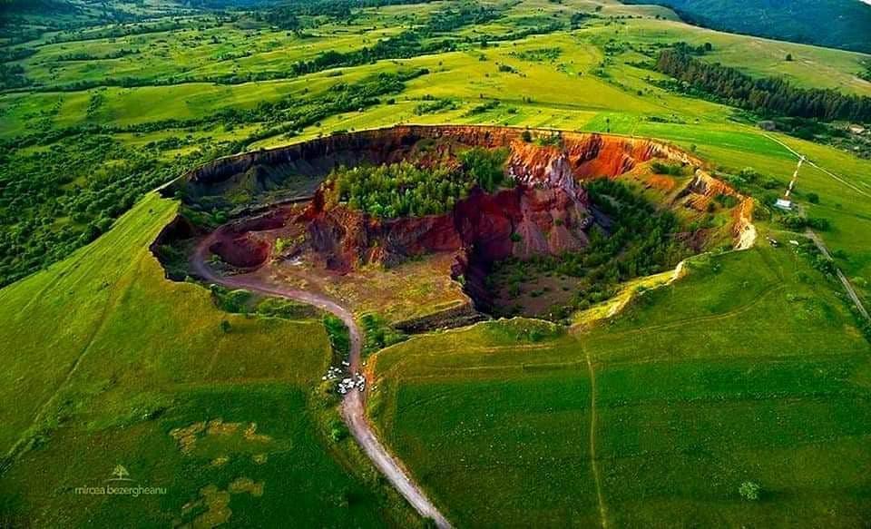 vulcanul stins de aurelia oanca