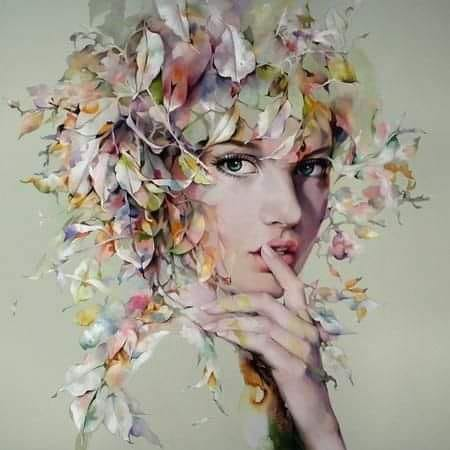 din zambet de frunze de aurelia oanca