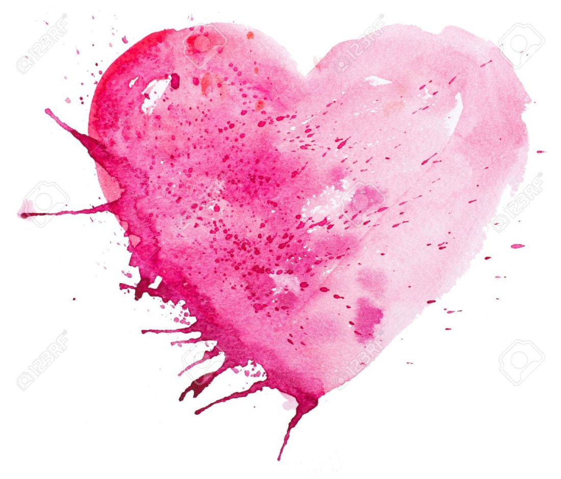24733345-watercolor-heart