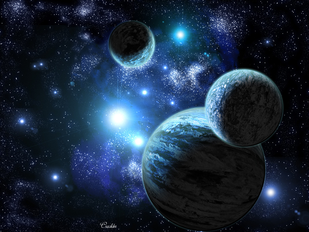 Best Outer Space Scenery Wallpaper