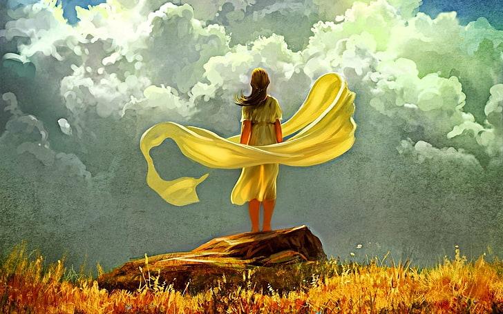 artwork-women-nature-sky-wallpaper-preview