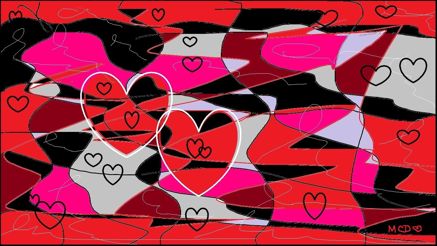 Valentine's day spirit