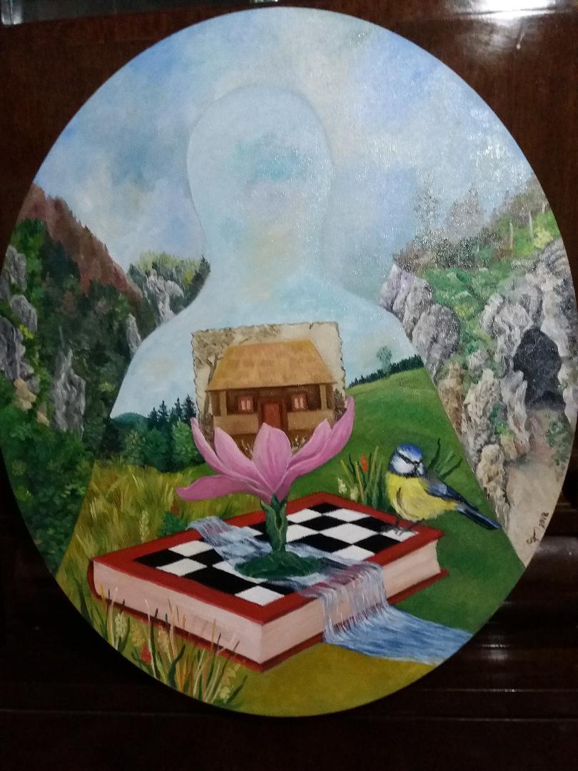 pictura Cristina Oprea
