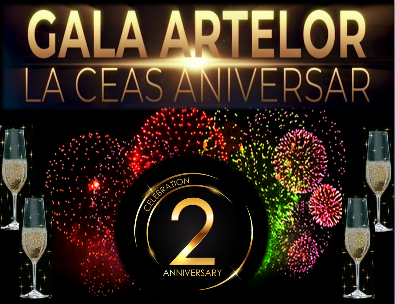 gala artelor la ceas aniversar editia a doua